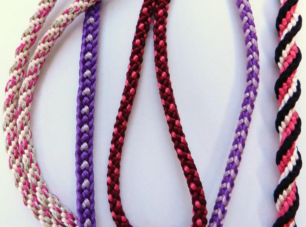 braiding cord patterns kumihimo braiding patterns prumihimo