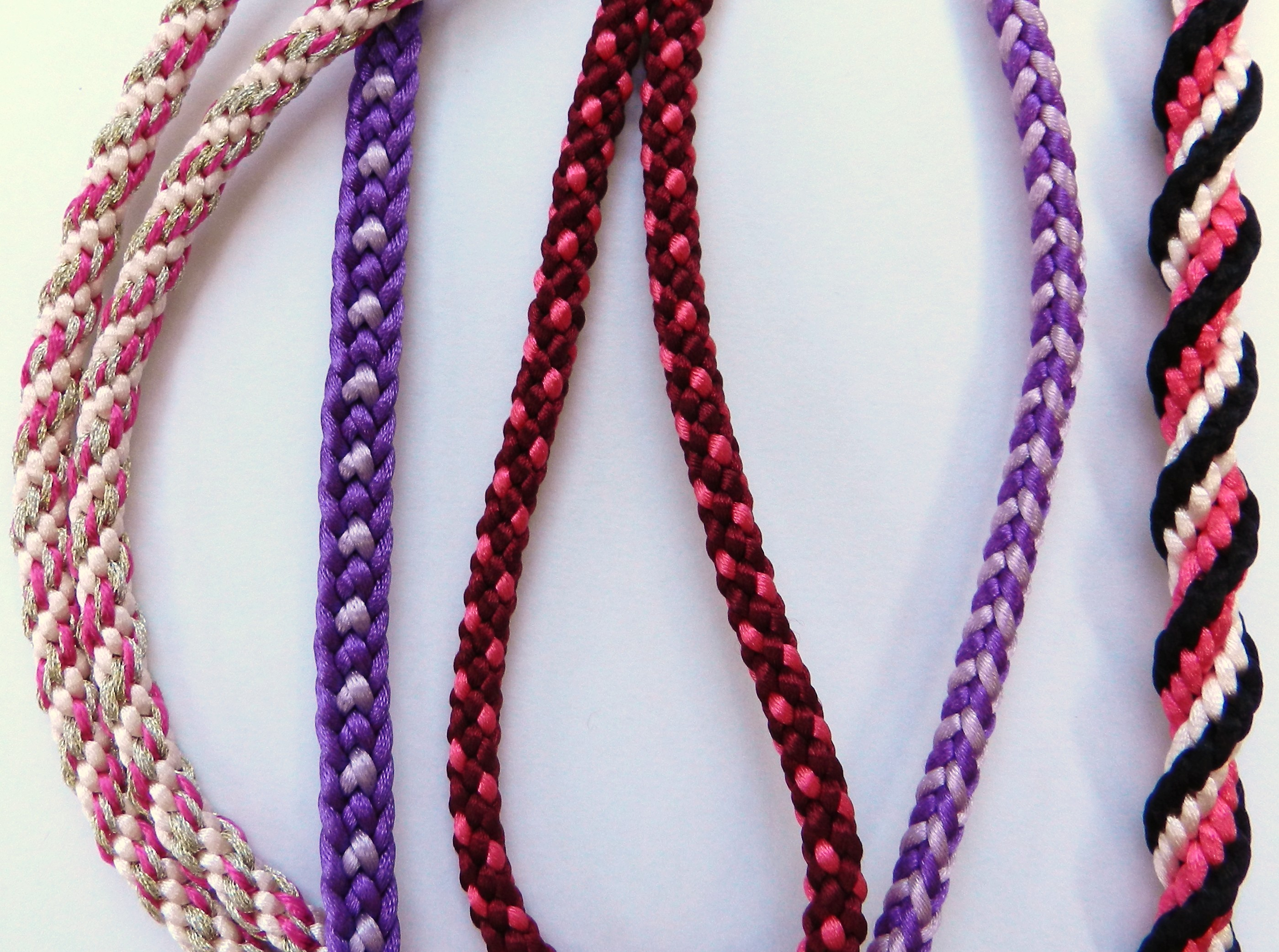 ucanso cord women chain new s diy braided bb rope necklace product fashionable handmade cotton