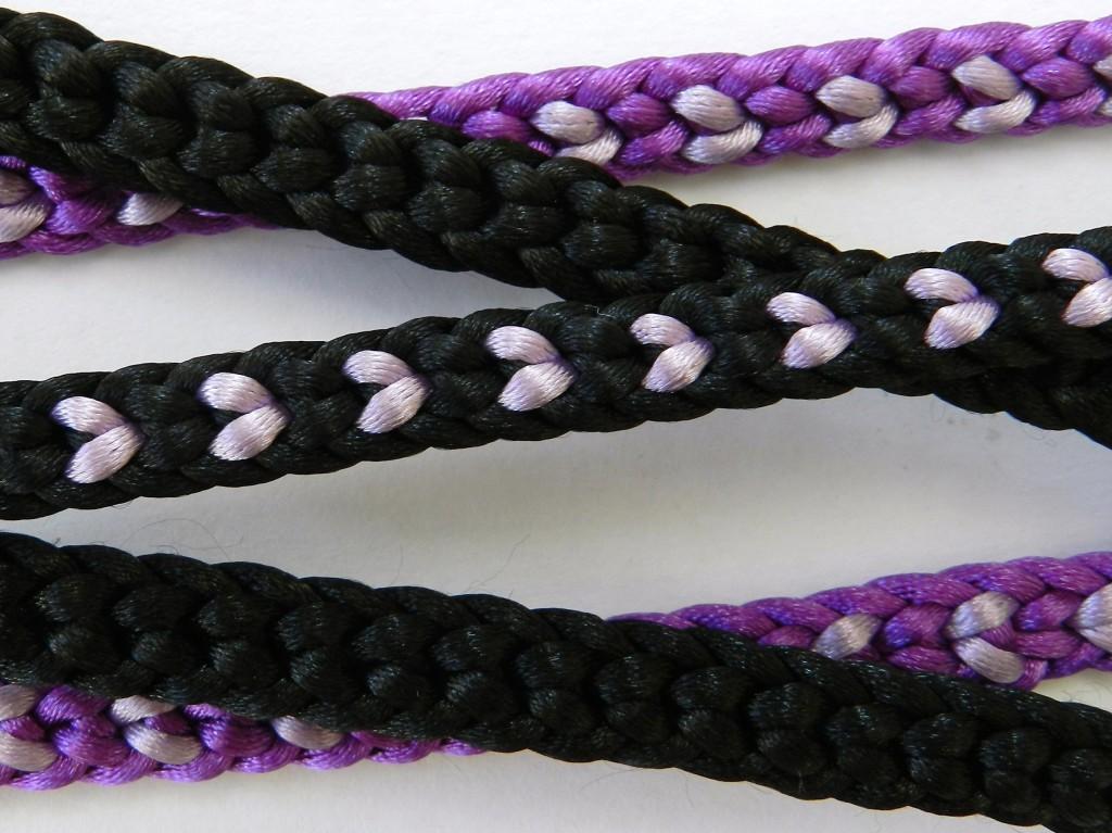 Half round braids