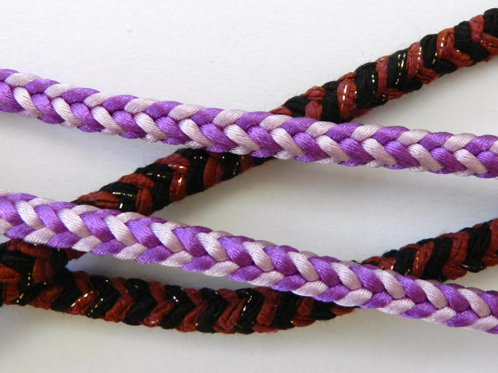 Square braids
