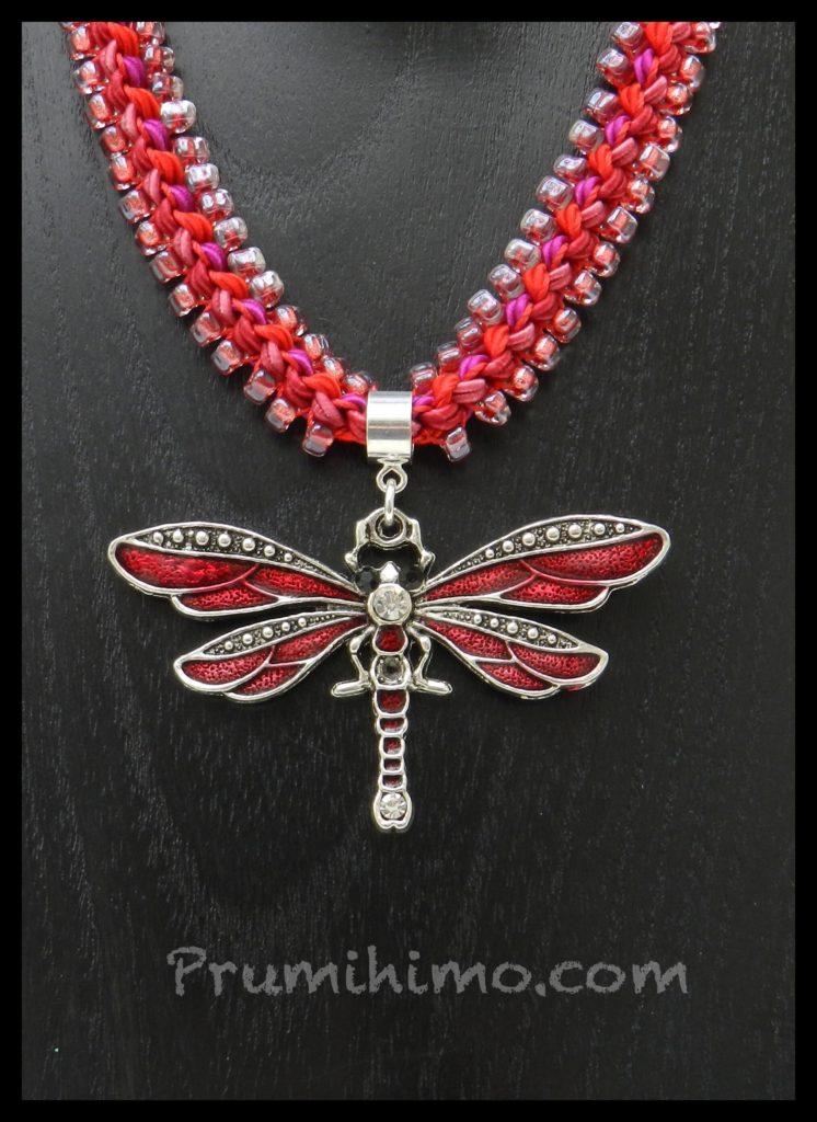 soutache dragonfly 2