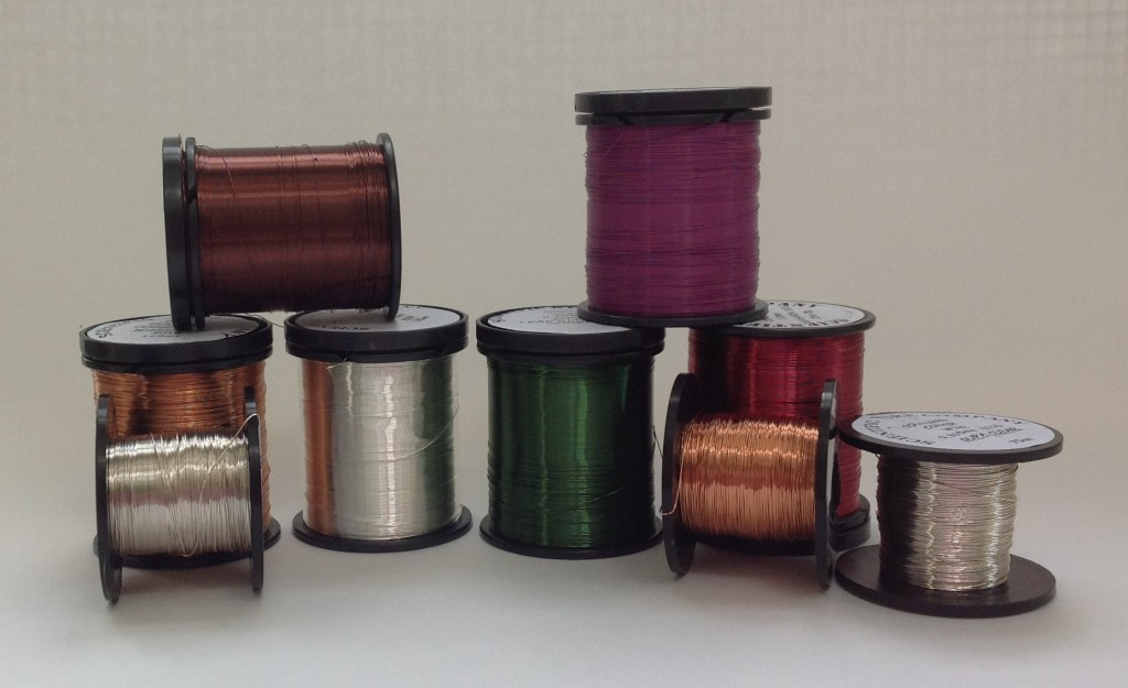 Reels of wire came in the post today