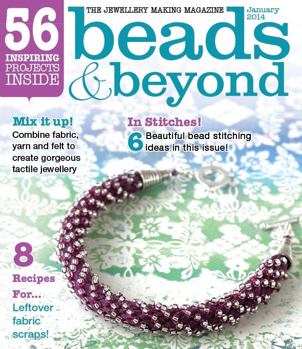 Beads & Beyond front cover