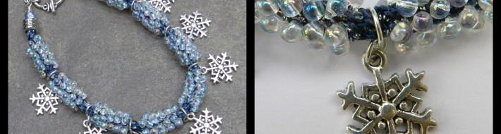 Snowflake bracelt