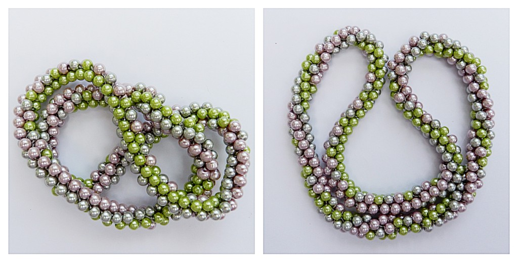 kumihimo braided pearls