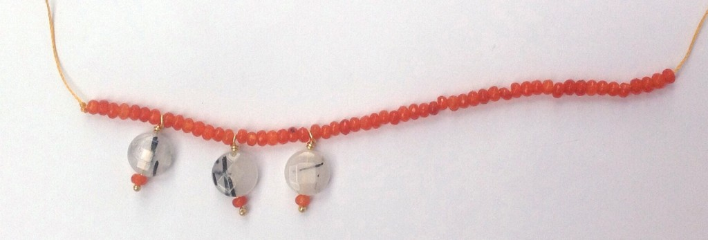 Beads for kumihimo