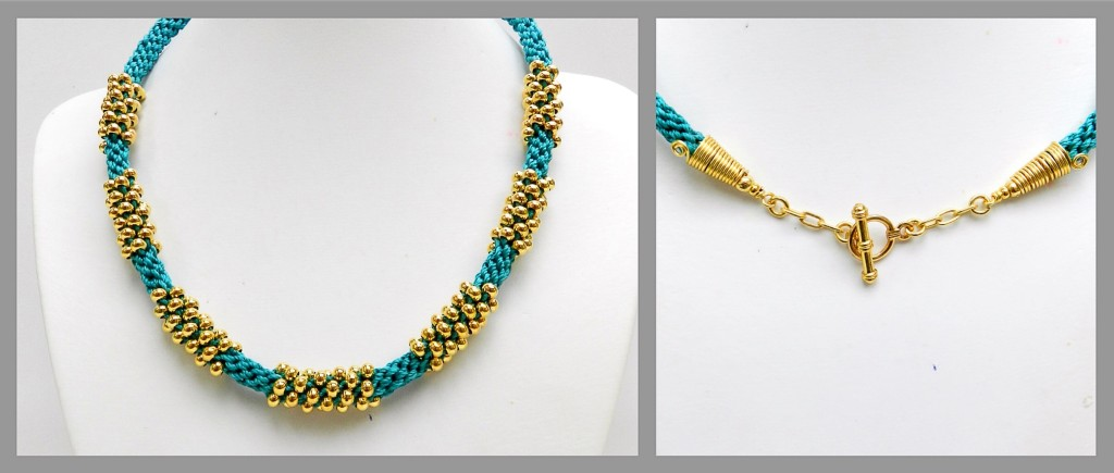 Renaissance Beady Necklace