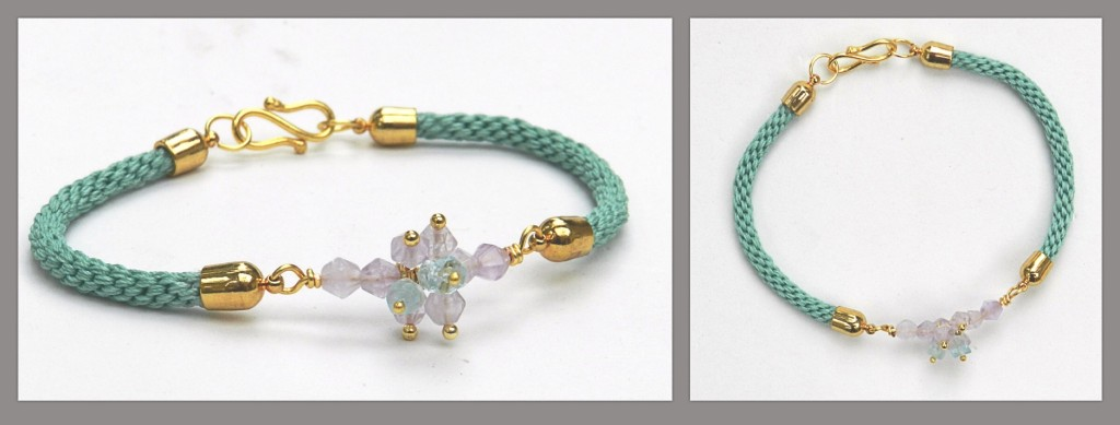 Renaissance Cluster Bracelet
