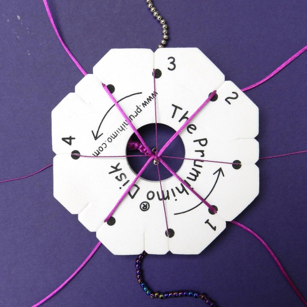Purple Bracelet 10