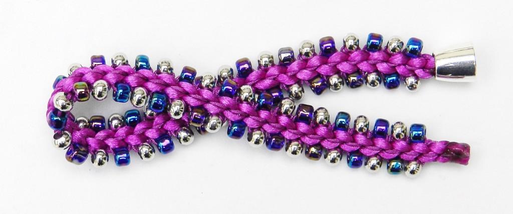 Purple Bracelet 7