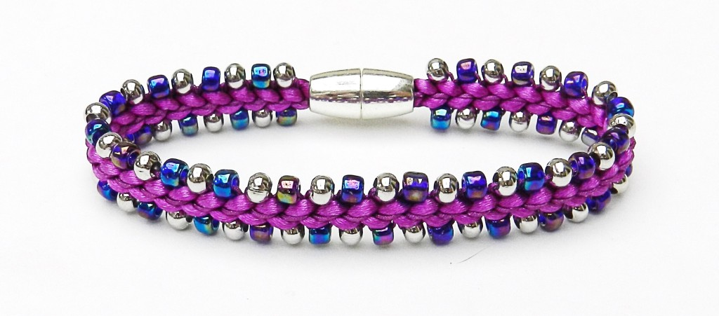 Purple Bracelet 8