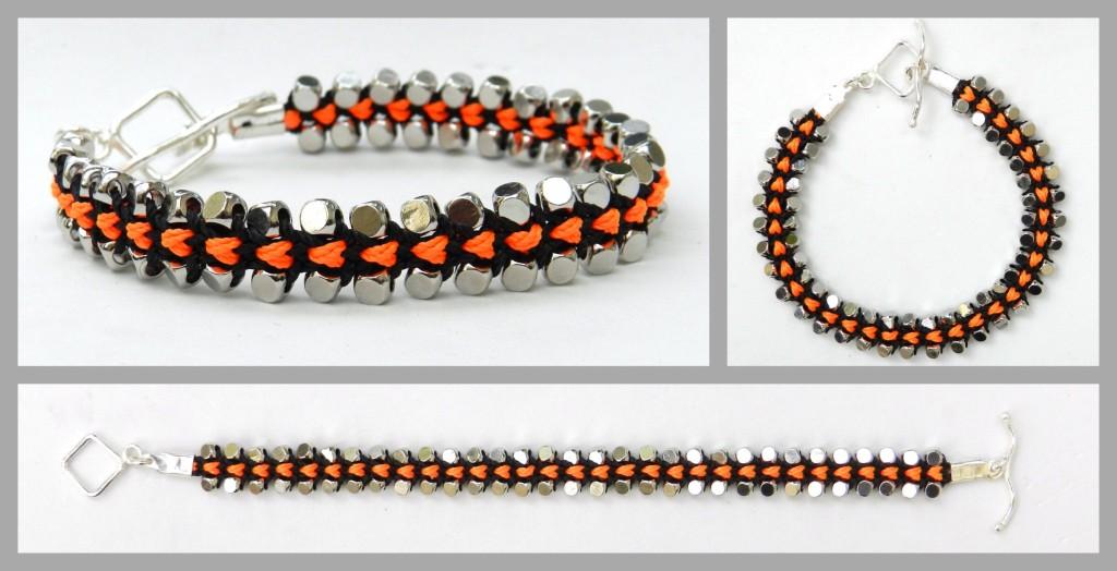 Half Round Bracelet