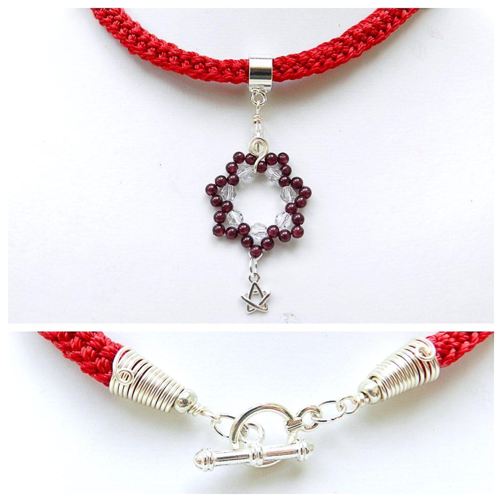 garnet-pendant