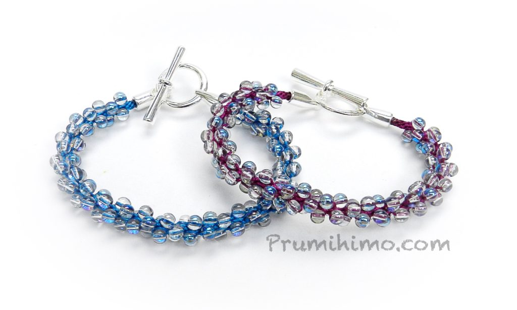Kumihimo Bubble Braid