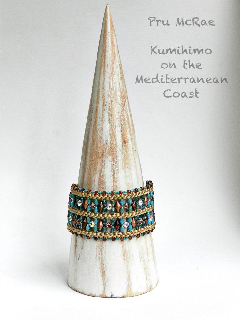 Kumihimo on the Med
