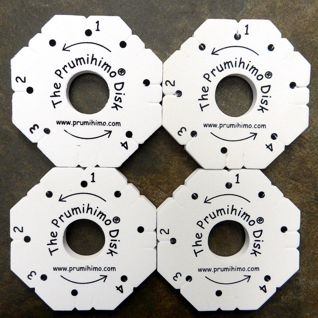 prumihimo disks