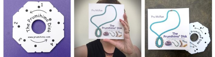 Prumihimo Book and Disk