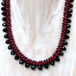 Red Opulence Necklace