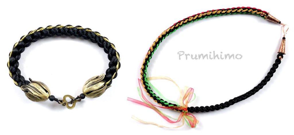 Embellished braids