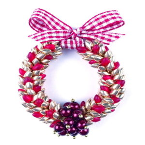 Featured image red wreath