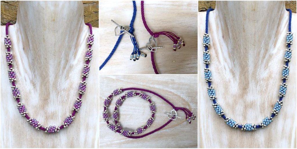 Kumi-Bead necklace