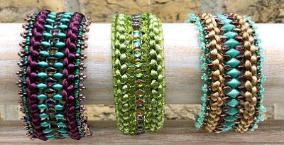 Double Cuff bracelets